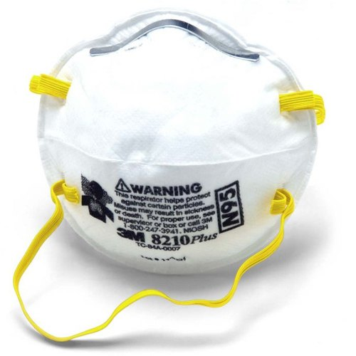 3m 3m Respirator N95 8210 8210