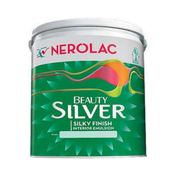 Silky finish Nerolac Mica Marble Paint, Packaging Type: Bucket
