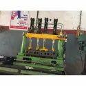 Steel Cylinder Block Dwc1 Hmc Machining Fixture