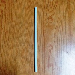 8 inch Cornstarch Straw