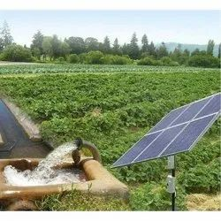 Commercial 10 HP Solar Water Pump System