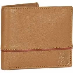 Woodland W 532041 Tan Men's Leather Wallet