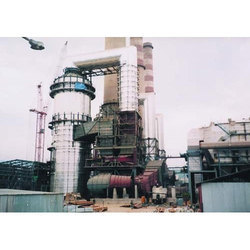 Power Plant Erection