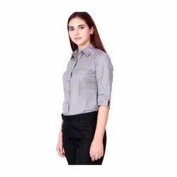 UB-SHI-09 Dark Grey Uniform Shirt