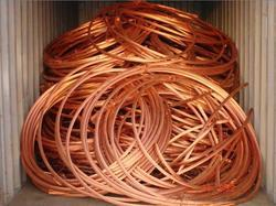 Bare Bunched Copper Wires