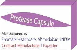 Protease Capsule