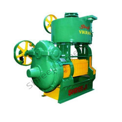 Automatic Coconut Oil Mill Extraction Machinery, for Peanut Oil , Model: VK-130