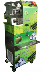 Automatic Sugar Cane Machine With Cooler