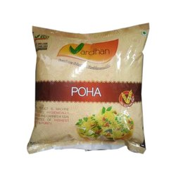 Vardhan White Poha Indian Poha Chivda, High in Protein