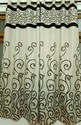 Polyester Printed Door Curtain 7 Feet