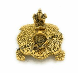 Gold Plated Gifting Ganesh