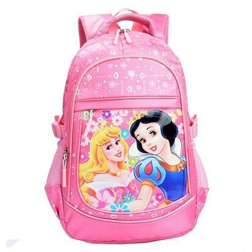 Onego Polyester Kids Designer School Bag