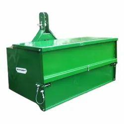 Mild Steel Tractor Tool Box