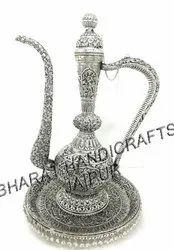 Antique Silver Plated Surai