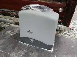 Kit Sliding Gate (motor Receiver 2 Remote Photocell Flashing Light