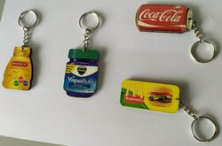 MDF Key Chains