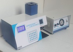 SYSTONIC Microprocessor Flame Photometer S-935, for Industrial Use