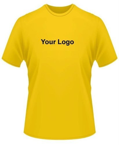 Lycra Cotton Corporate T-Shirt