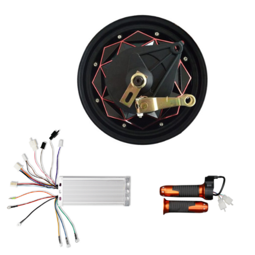 electric scooter motor kit