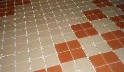 100 Residential Building Tiles Work, in Residencial, commercial, Area: Vadodara