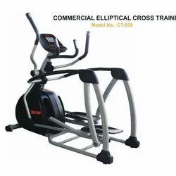 CT 658 Commercial Elliptical Cross Trainer