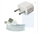 A ONE RETAIL Wall Charger Accessory Combo For Iphone