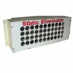 Air Driven Static Eliminator