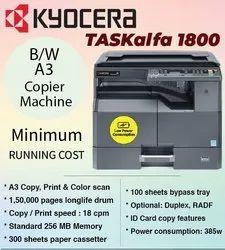 Black & White Kyocera Taskalfa 1800