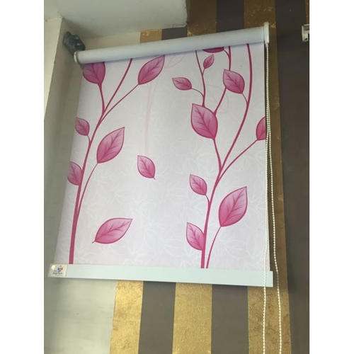 Vertical Fabric Printed Roller Blinds