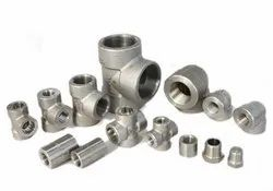 Alloy 20 Forged Socketweld Fittings