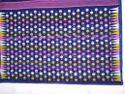 Blue And Multi Color Jamdani Cotton Saree