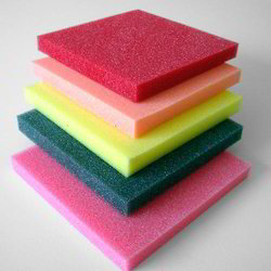 Pu Foam Colored Thickness 10 mm to 250 mm