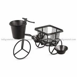 MINI SERVING CYCLE - STAINLESS STEEL, For Restaurant, Size: 28x24x19cm