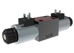 Lever Operated Directional Control Valve