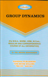 Nahidha Group Dynamics Book, MBA QUESTION AND ANSWER