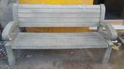RCC Precast Concrete Bench Mould