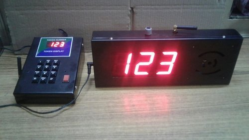 Token Display System Electronic Swaggers Token Display