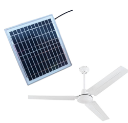 Solar ceiling fan solar powered ceiling fans manufacturers suppliers solar ceiling fan aloadofball Image collections
