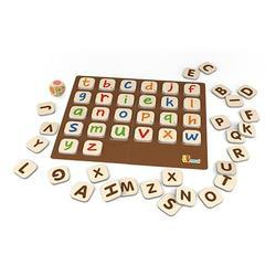 Learing Alphabet Games