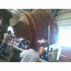 Aluminium Recycling Rotary Furnace