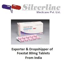 Foxstat 80mg Tablets