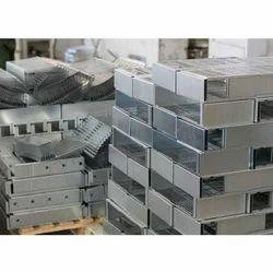 Steel Industrial Sheet Metal Fabrication Work