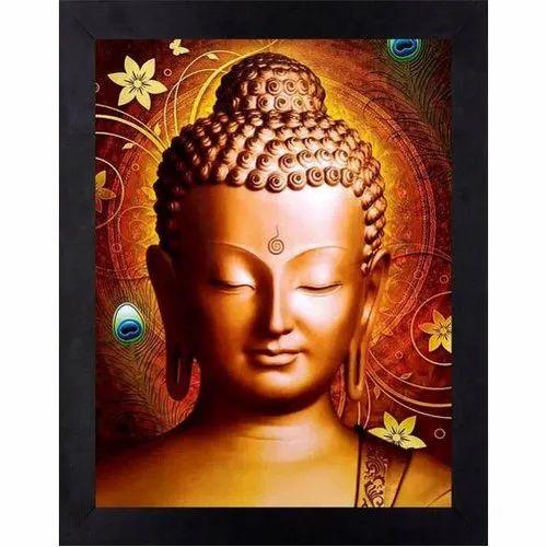 Craftsfest Modern Art Buddha Designer God Painting Rs 99 Piece Id 20932124997