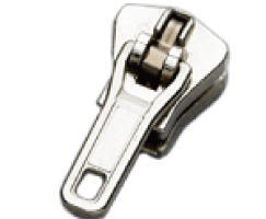 Bag Metal Zipper Slider