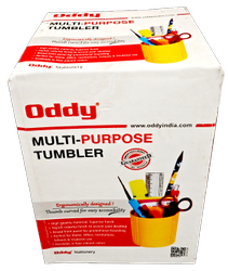 Oddy - (MPT-01) - Multi-Purpose Tumbler (Plastic Tableware)