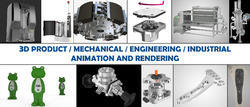 3D Engineering Animation Services