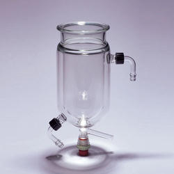 Glass Jacketed Reaction Vessel