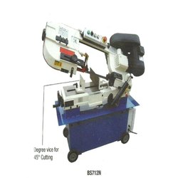 BS 712N Horizontal Metal Cutting Bandsaw