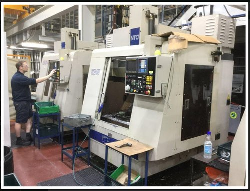 1990 NTC (Nippie Toyoma Corp) TMC-4V - Saibaba Machine Tools