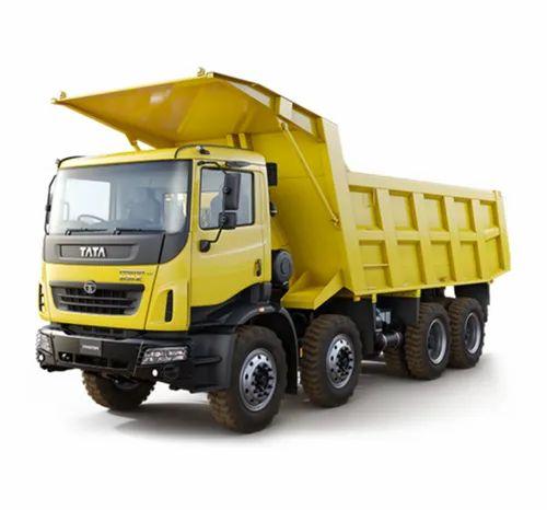 Tata Prima LX 3130.K Tipper Truck, 31 ton GVW